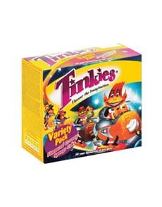 groceries: TINKIES 6S, VARIETY PACK!