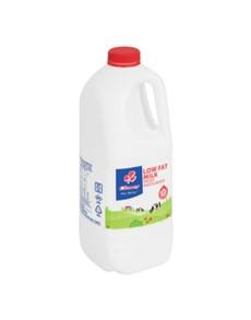 groceries: CLOVER FRESH MILK 2 Percent LOW FAT JUG  2LT!