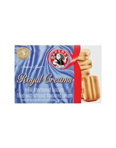 groceries: BAKERS ROYAL CREAMS 280G, ORIGINAL!