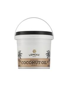 groceries: LEMCKE COCONUT OIL 1LT!