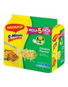 groceries: Maggi 2 Minute Chicken Noodles 73G (5)!