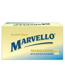 groceries: MARVELLO 80 Percent FAT MARGARINE 1KG!