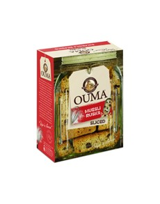groceries: OUMA RUSKS SLICED 450G, MUESLI!