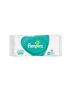 groceries: PAMPERS BABY WIPES REFILL SENSITIVE 56S!