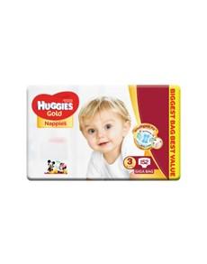 groceries: HUGGIES GOLD GIGA BAG, SIZE 3 152S!