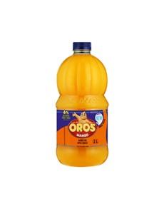 groceries: BROOKES OROS SQUASH 2LT, MANGO!