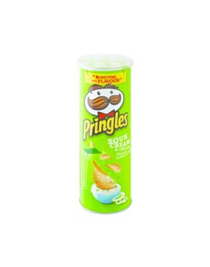 groceries: Pringles 110G, SCream&Onion!