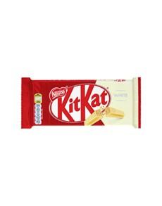 groceries: NESTLE KIT KAT SLABS 135G, WHITE!