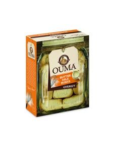 groceries: Ouma Bun Rusks 500G, Buttermilk!