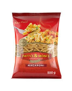 groceries: Fattis & Monis Macaroni 500G!