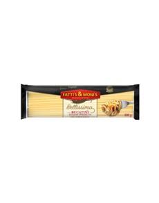 groceries: FATTIS & MONIS BELLISSIMO 500G BUCATINI!