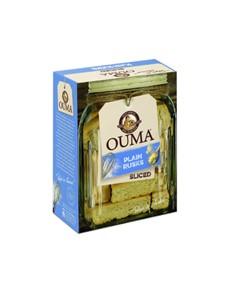 groceries: OUMA RUSKS SLICED 450G, PLAIN!