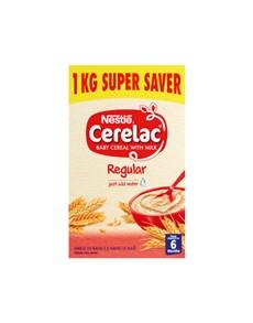 groceries: NESTLE CERELAC STAGE 1 1KG, REGULAR!
