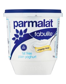 groceries: PARMALAT LFAT YOGHURT 1KG, PLAIN!