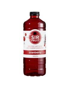 groceries: SIR PULPFRUIT JUICE 1.5LT, CBERRY APPLE!
