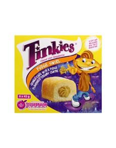 groceries: TINKIES 6S, FUDGE SWIRL!