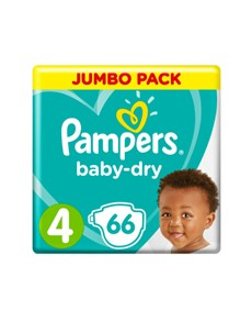 groceries: PAMPERS ACTIVE BABY JUMBO PAC, MAXI 66S!