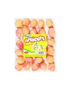 groceries: BAXTONS CANDY MALLOW 400G, APRICOT!
