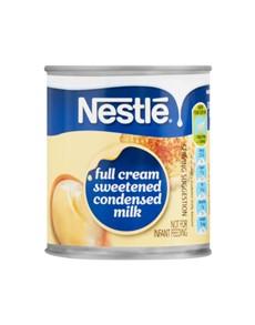 groceries: NESTLE CONDENSED MILK 385G!