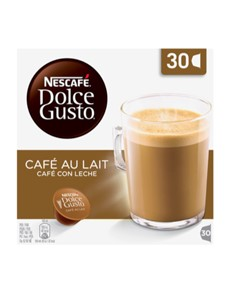 groceries: NESCAFE DOLCE GUSTO 300G, CAFE AULAIT!