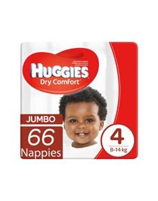 groceries: HUGGIES DRY COMFORT JUMBO, SIZE 4(60S)!