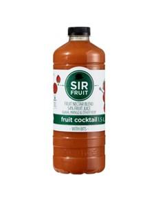 groceries: SIR PULPFRUIT JUICE 1.5L,FRT COCKTAIL!