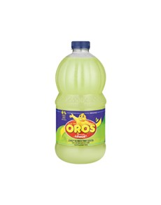 groceries: BROOKES OROS SQUASH 2LT, LEMOS!
