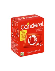 groceries: CANDEREL RED REFILL TABLETS 500 + 100 FR!