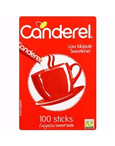 groceries: CANDEREL SACHETS 100SX1G!