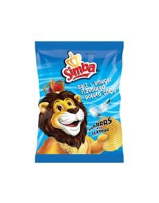 groceries: Simba Chips 125G, Salt&Vinegar!