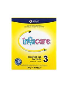 groceries: INFACARE 3 INFANT MFORMULA CARTON 1.8KG!