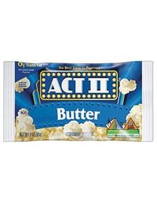 groceries: ACTII MICRO PCORN 3 PK 242G,BUTLOVERS!