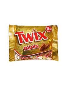 groceries: TWIX MINI CHOCOLATE BARS 250G!