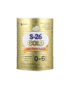 groceries: S26 INFANT FORMULA CAN 1.8KG,GOLD 1!