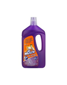 groceries: MR MUSCLE TILE CLEANER 750ML, LAVENDER!