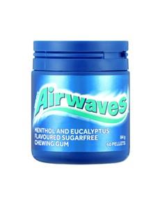 groceries: AIRWAVES SF MENT EUCALYPTUS 60PC BOTTLE!