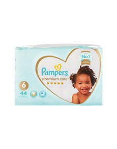groceries: PAMPERS PREMIUM CARE JUMBO, SIZE 6!