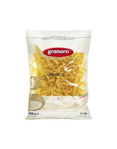 groceries: GRANORO PASTA 50, SPIRALI GRANDE FUSILLI!
