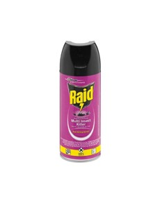 groceries: RAID INSECT DUALPURPSE 300ML REGULAR!