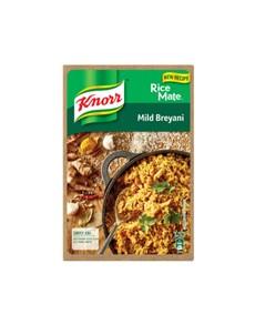 groceries: KNRR RICE MATE 275G MILD BREYANI!
