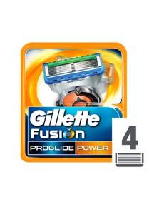 groceries: GILLETE FUS ProGLIDE CARTRIDGE POWER 4S!