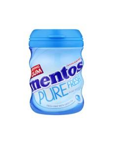 groceries: MENTOS SF GUM 35PC BOTTLE, FRESH MINT!