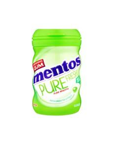 groceries: MENTOS GUM BOTTLE 60 PIECE, LIME MINT!