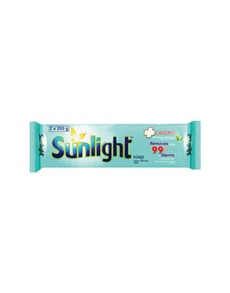 groceries: SUNLIGHT LAUNDRY BAR GERMIGUARD 400G!