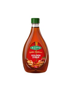 groceries: ILLOVO GOLDEN SYRUP PLASTIC BOTTLE 1KG!