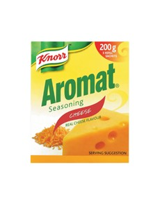 groceries: KNORR AROMAT REFILL TRIOPAK 200G, CHEESE!