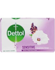 groceries: DETTOL SOAP 175G, SENSITIVE!