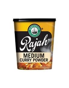 groceries: ROBERTSNS RAJAH CRRY PWD,800G MED RAJAH!