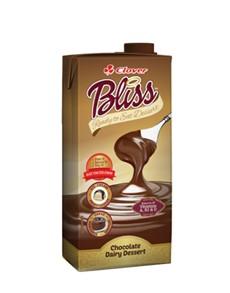groceries: CLOVER BLISS DESSERT 1KG, CHOCOLATE!