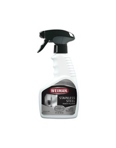 groceries: WEIMAN STAINLES STEEL CLEANPOLISH 450ML!
